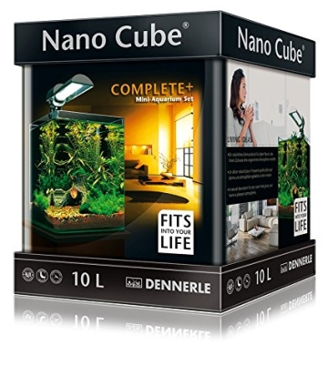 Dennerle  5937 NanoCube Complete+ 10 Liter - 1