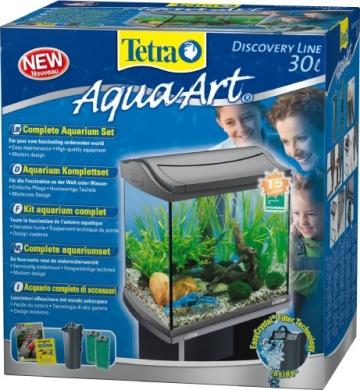 Tetra AquaArt Crayfish Krebse Aquarium-Komplett-Set 30 Liter